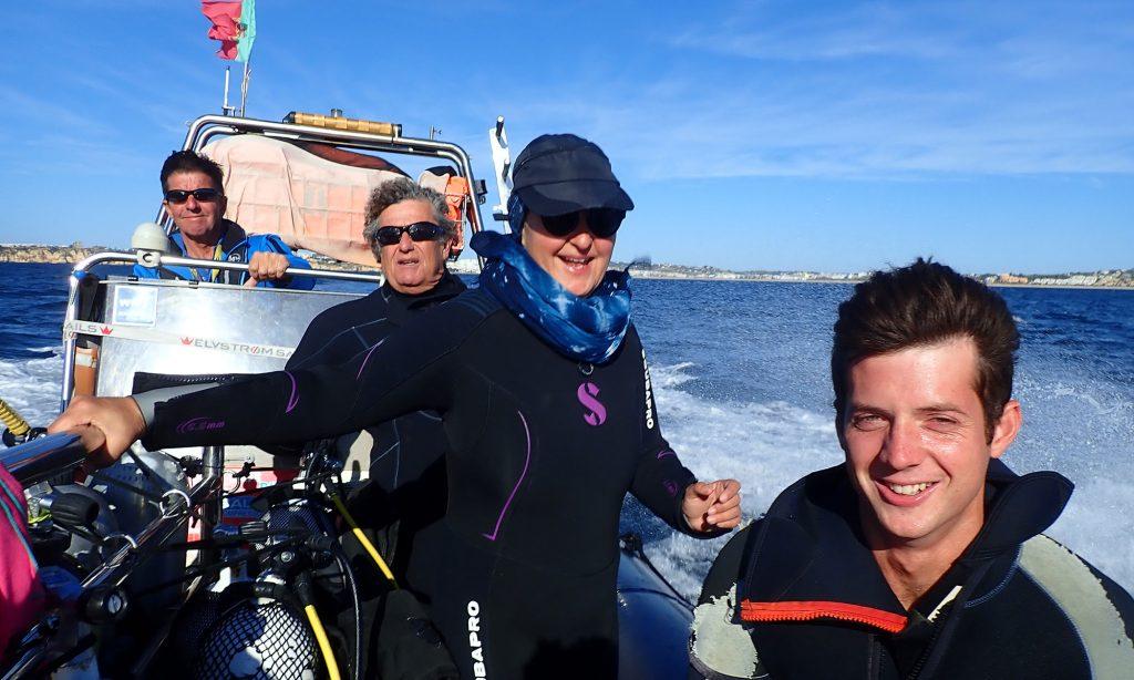 Blue Ocean Divers, Lagos, Crew